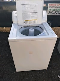 Whirlpool heavy duty washer works good 6-month warranty free delivery Prince George's County, 20746