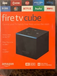 Amazon Fire Cube Tv 4K