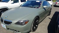 2005 BMW 6 Series OD Green Vancouver, 98663