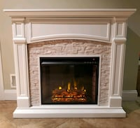 Boyer Electric Fireplace Lancaster, 17601