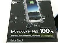 Mophie juice pack H2Pro for iPhone 6 Toronto, M4W 1J8