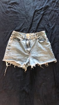 high waisted shorts; 12 Austin, 78730