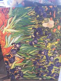 Lillie's by van Gogh canvas Vacaville, 95688