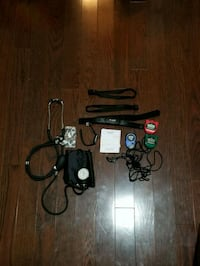 Stethoscope and Heart Rate Monitor Markham