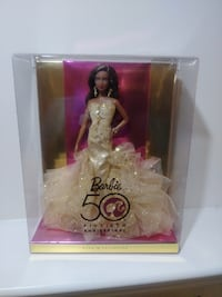 Fiftieth Anniversary Collectible Barbie Sandy Springs, 30350