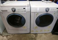 Frigidaire front load washer and dryer set  Modesto, 95355