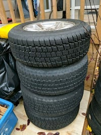 Winter tires for sale Cambridge, N1S 2A4