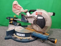 Ryobi 15 Amp 10 in. Sliding Miter Saw with Laser 73107