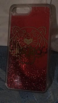 kenzo iphone 7plus and 8plus phone case  Capitol Heights, 20743