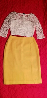 Pencil skirt/ top Ontario, 91762