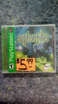 Playstation Syphon Filter  Roseville, 95678