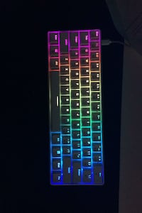 60% Gaming Keyboard CUSTOM