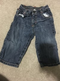 Old navy jean pants 12-18 months  Surrey, V3V 4E2