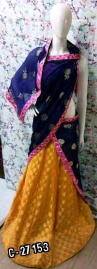 women's pink and white floral dress New Delhi, 110019