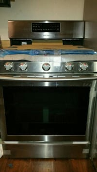 Brand new Samsung gas stove Springfield