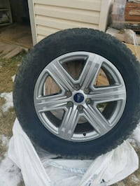 Brand new tires and rims Calgary, T2C 3P6