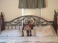 Headboard & footboard King Chantilly, 20152