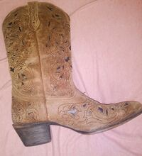 Real leather womens boots Whittier, 90603