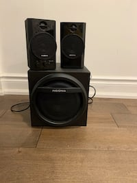 Insignia Bluetooth and Corded Speakers(good condition) Markham, L3T 5T1