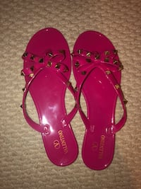 Jelly sandals size 9 Lakeshore, N0R 1A0