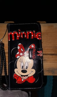 Galaxy S8 Minnie Mouse wallet case Seymour, 37865