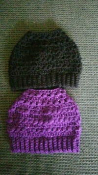 Brand new Crochet messy bun hat Woodbridge, 22193