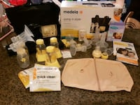Medela double electric breastpump Surrey, V4N 0A3
