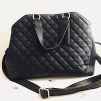 BRAND NEW QUILTED BLACK BAG North Las Vegas, 89032