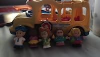 Little People School Bus Stonewood, 26301