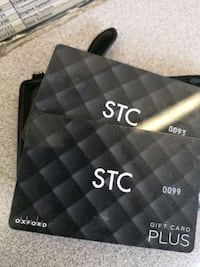 One $75 STC Gift cards Toronto, M1P 2W8