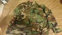 Camouflage chemical protective jacket  44 km