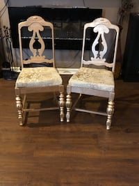 Gold antique chairs Hampton, 23666