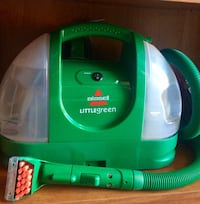 Bissell Little Green Portable Spot and Stain Cleaner ! Hanover Park, 60133