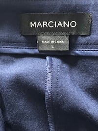 Guess Marciano Navy Dress Pants (new, tags on) Toronto, M5R 3E3