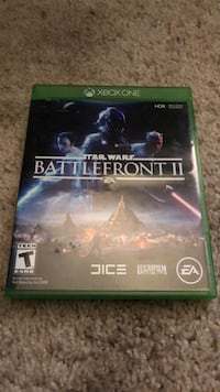 Xbox One Star Wars Battlefront game case Bakersfield, 93309