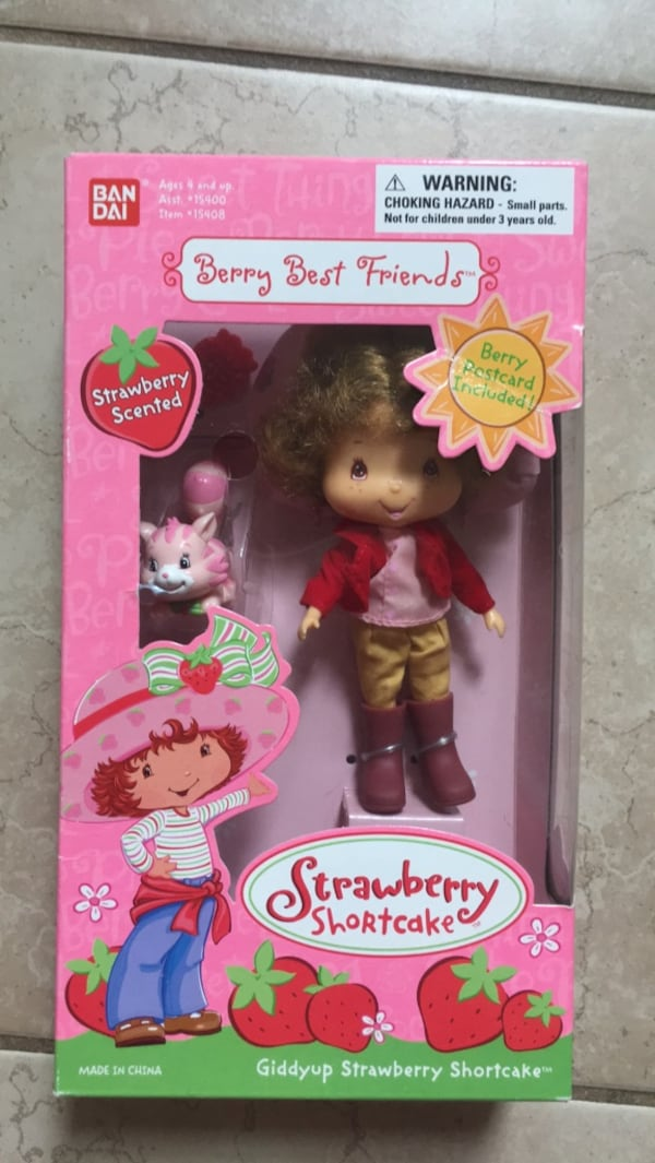 Strawberry Shortcake NEW b715ec16-f56d-4776-a594-336df6660c9c