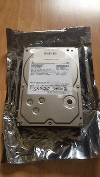 Gray and black hard disk drive Brampton, L6P 1B5