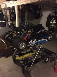 Selling separately let me know what you need kart has been sold