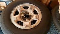 """4 x 17"""" rims 6x135 fits ford and others Edmonton, T5A 2C7"""