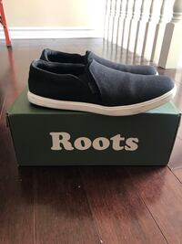 Roots slip on sneakers