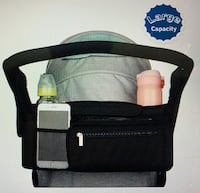 Baby stroller organizer with stroller cup holders Elkridge, 21075