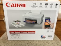 Canon Printer Brand New Pixma TS3122 Huntingtown, 20639