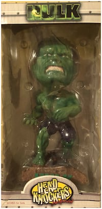 Hulk Head Knocker Bobble Head (2003, Marvel, NECA) Flowood, 39047