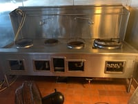 stainless steel and black toaster oven Oakland, 94607