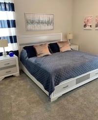 Queen bed Miami, 33170