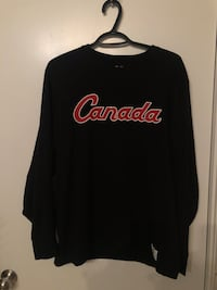 Canada Roots long sleeve shirt  Size: M $40 Toronto, M5V 4A8