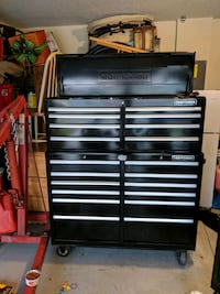 black and gray tool cabinet Clermont, 34711
