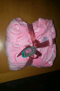 New pink robe with hearts on it size XL Philadelphia