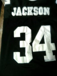Neg Price on AUTHENTIC RAIDERS BO JACKSON JERSEY Washington