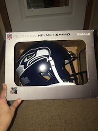 Seattle Seahawk's riddell football helmet Portland, 97233